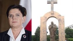 ''Deklaracja premier ws. pomnika JPII jest zdecydowana i jasna'' - miniaturka