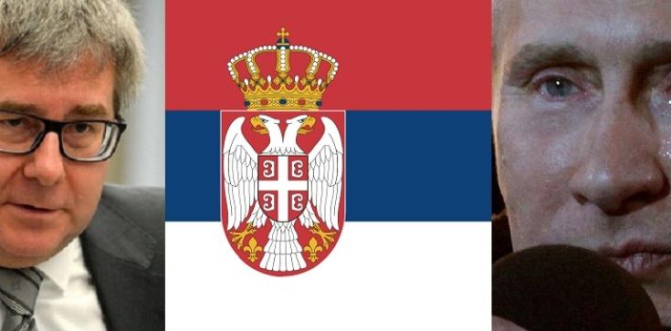 Czarnecki: Serbia jednak bliżej Zachodu - dalej od Rosji - zdjęcie