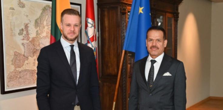 Litwa negocjuje z Irakiem w sprawie napływu nielegalnych imigrantów - zdjęcie