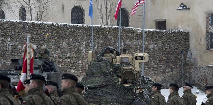Poseł KO kwestionuje obecność wojsk USA w Polsce - zdjęcie