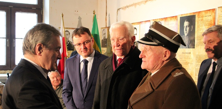 Historyczne chwile w Ostrołęce. Rząd wsparł piękny projekt ku czci Żołnierzy Wyklętych - zdjęcie