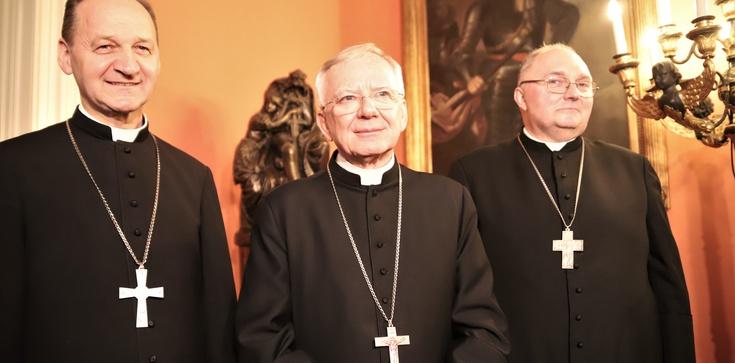 Nowi biskupi pomocniczy Archidiecezji Krakowskiej - zdjęcie