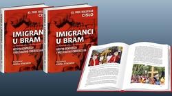 """Imigranci u bram"" ks. prof. Waldemara Cisły. Książka, która otwiera oczy! - miniaturka"