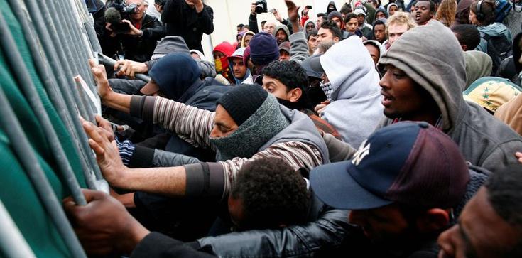 UWAGA! We Francji islamscy imigranci postrzelili chrześcijan - zdjęcie