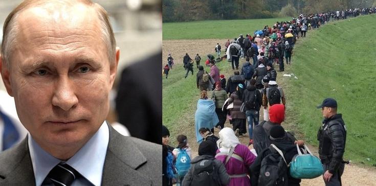 The New York Times: Kreml płaci uchodźcom za zamieszki w Europie  - zdjęcie