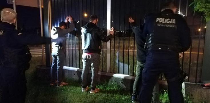 Nielegalni imigranci zatrzymani w Katowicach - zdjęcie