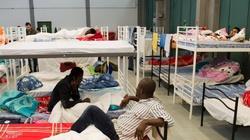 Na co skarżą się uchodźcy przebywający w obozie w Holandii? Zbyt wolny internet, nuda i brak pieniędzy na papierosy - miniaturka
