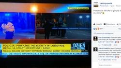 Spokojnie, to tylko incydent! Niebywałe, co pisze TVN24 - miniaturka
