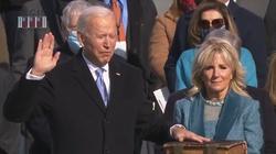 Joe Biden zaprzysiężony na 46. Prezydenta Stanów Zjednoczonych - miniaturka