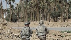 Atak rakietowy na ambasadę USA w Iraku - miniaturka