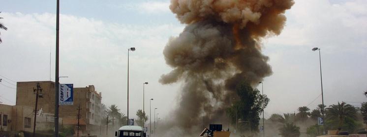 Wesele Zamienione Horror Kilkadziesiąt Ofiar Zamachu W Iraku