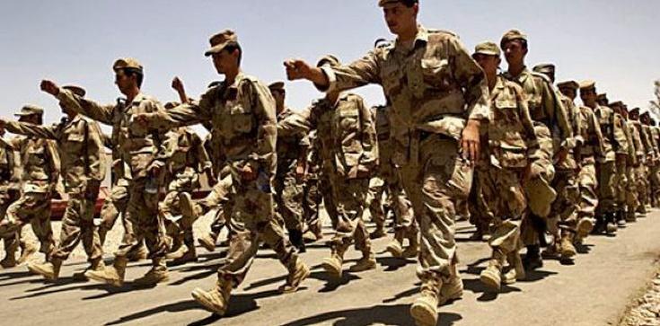 Uchodźcy? Do Europy uciekają żołnierze z Iraku! - zdjęcie