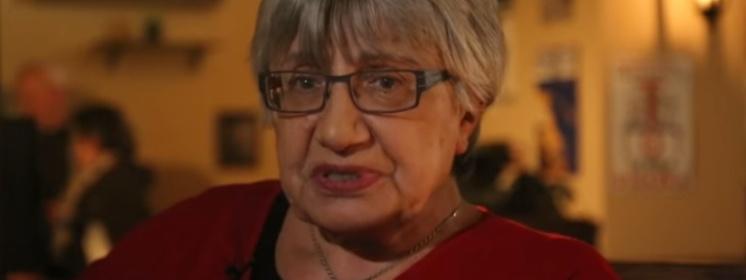 Irena Lasota Marine Le Pen To Koń Trojański Frondapl