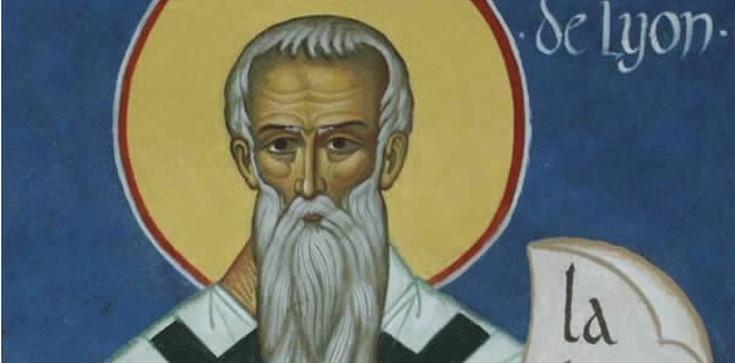 Święty Ireneusz. Gorliwy obrońca czystości wiary - zdjęcie