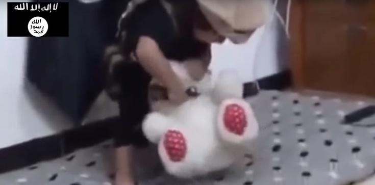 Tak islamiści szkolą dzieci na terrorystów! ZOBACZ WIDEO - zdjęcie