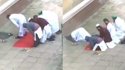 Paryż? Nie! To muzułmańskie modły w Warszawie - miniaturka