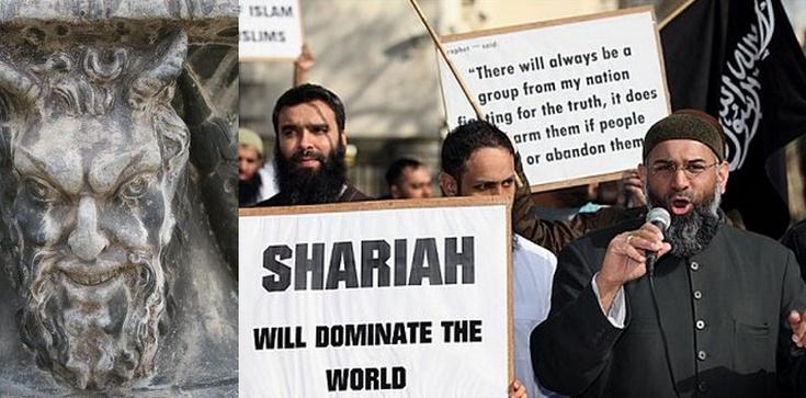 Czy Druga Bestia z Apokalipsy nosi imię ... Islam? - zdjęcie