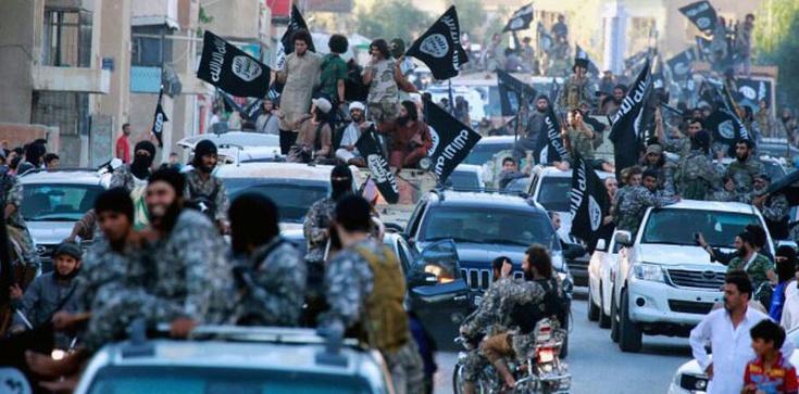 Syryjscy muzułmanie popierają terroryzm - zdjęcie