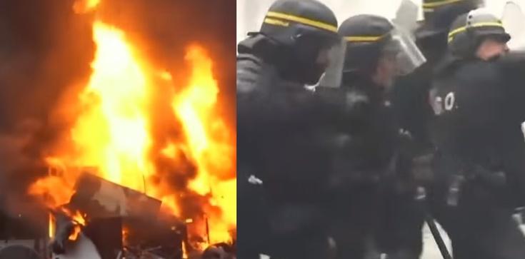 Protesty we Francji, a gdzie jest reakcja Brukseli? - zdjęcie