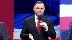 Andrzej Duda wygra wybory, ale dopiero w II turze - miniaturka