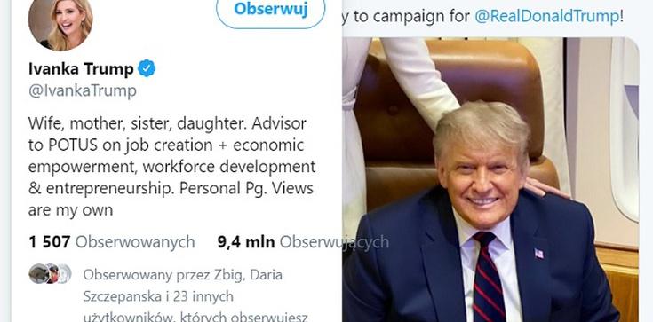 Szokujące! Ostra cenzura Facebooka wobec Ivanki Trump - zdjęcie