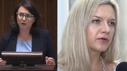 Gasiuk-Pihowicz przeprasza za 'niepotrzebne słowa'. Wassermann odpowiada - miniaturka