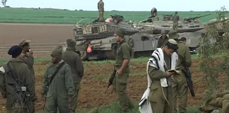 [Wideo] Izrael powołuje tysiące rezerwistów. Czy to oznaka większej eskalacji konfliktu z Palestyną? - zdjęcie