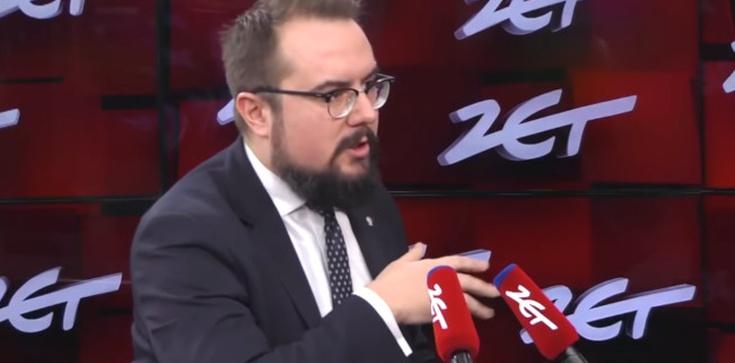 Wiceminister Jabłoński: Program opozycji polega na tym, żeby j***ć PiS  - zdjęcie