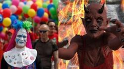 Sojusz satanistów z homoseksualistami. ,,Świątynia Szatana'': Połowa z nas to osoby LGBT - miniaturka