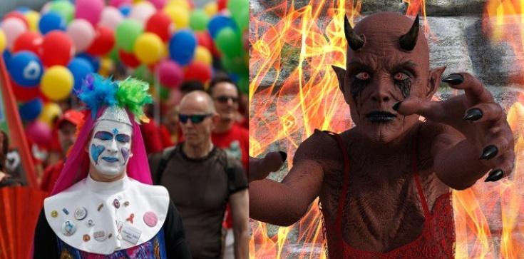 Sojusz satanistów z homoseksualistami. ,,Świątynia Szatana'': Połowa z nas to osoby LGBT - zdjęcie