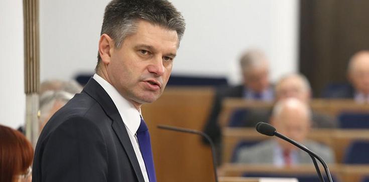 Kapica zeznaje przed komisją ds. VAT - zdjęcie
