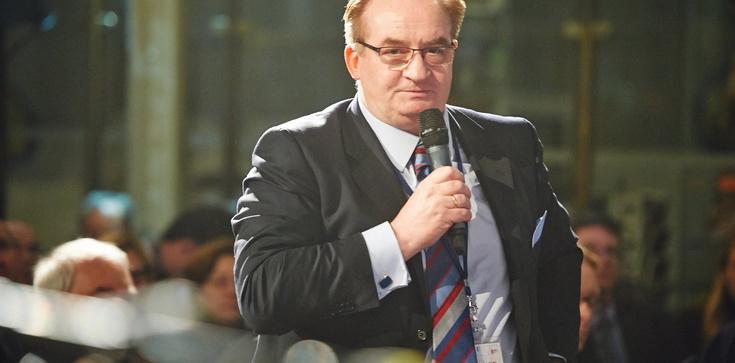 Saryusz-Wolski zabrał głos: Korci, by zażartować, że PO... - zdjęcie