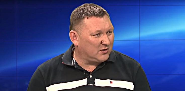 Jacek Wrona dla Frondy o zatrzymaniu szefa ,,Tajfuna'' - zdjęcie