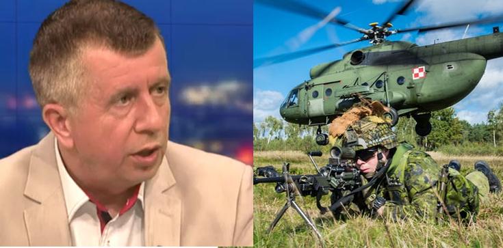 Michał Jach dla Frondy: To największe ćwiczenia w III RP! Anakonda to jedność, solidarność i siła NATO! - zdjęcie