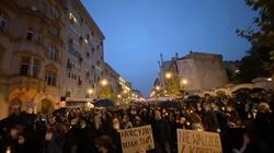 Protesty aborcjonistów – Warszawa, Poznań, Kraków, Bydgoszcz - miniaturka
