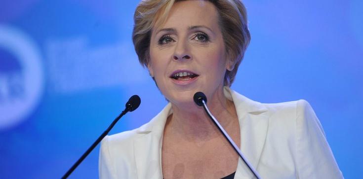Jadwiga Wiśniewska: Potrzebujemy realnej polityki wspierającej kobiety - zdjęcie