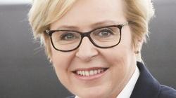 Jadwiga Wiśniewska dla Frondy: Solidarność w ramach UE nie może być 'maczugą' do okładania państw członkowskich - miniaturka