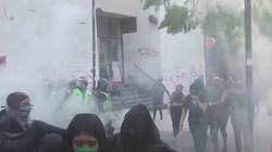 Szokujące! Feministki zdewastowały kościół wOaxaca w Meksyku, żeby ,,uczcić'' dzień kobiet - miniaturka