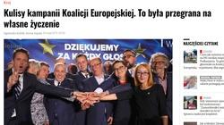 Koniec ŚWIATA!! ''Gazeta Wyborcza'' krytykuje KE! ,,To była przegrana na własne życzenie'' - miniaturka