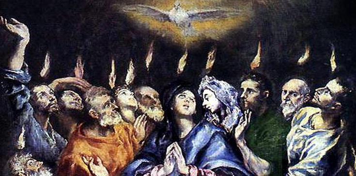 Jak działa Duch Święty? - zdjęcie