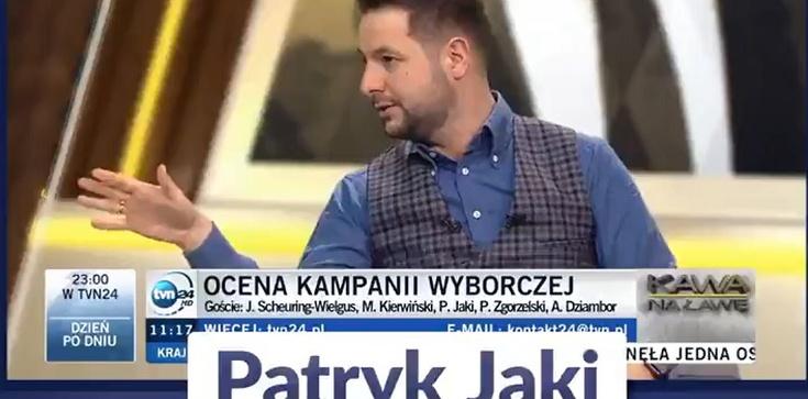 Jaki kontra Kierwiński. Takiego starcia jeszcze nie było! (Wideo) - zdjęcie