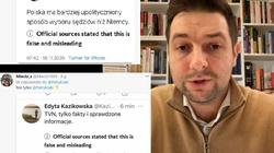 Ależ ubaw! Jaki kpi z dziennikarzy troli i opozycji: Nawet Twitter potwierdził, że Niemcy mają bardziej upolityczniony system wyboru sędziów niż Polacy - miniaturka