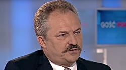 Jakubiak broni Glińskiego w programie Gozdyry. 'PiS i ja jesteśmy w miejscu Żydów' - miniaturka