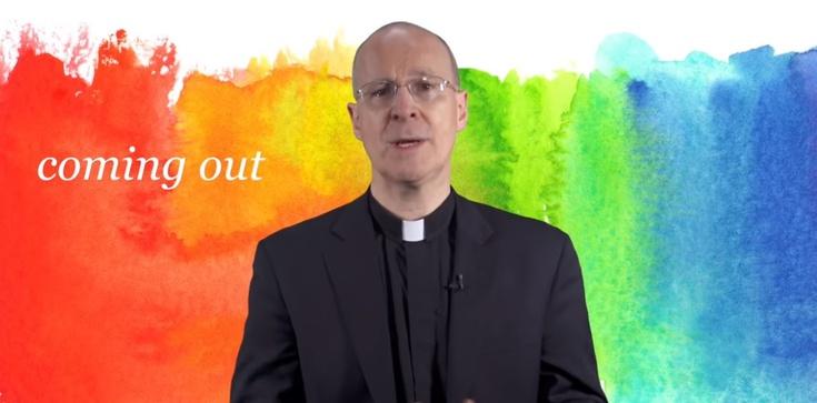 Szokujące plotki. Ks. Jamesa Martin SJ zastąpi abp. Charlesa Chaputa?! - zdjęcie