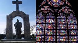 Grzegorz Strzemecki: Weźmiemy pomnik, a z nim Luwr i Notre Dame. W zamian - pałac im. Stalina - miniaturka