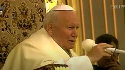 [Wideo] 21.37 – rocznica odejścia do Pana św. Jana Paweł II - Święty uśmiechnięty - miniaturka