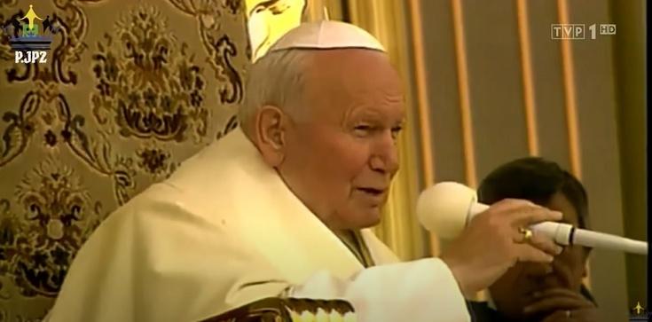 [Wideo] 21.37 – rocznica odejścia do Pana św. Jana Paweł II - Święty uśmiechnięty - zdjęcie