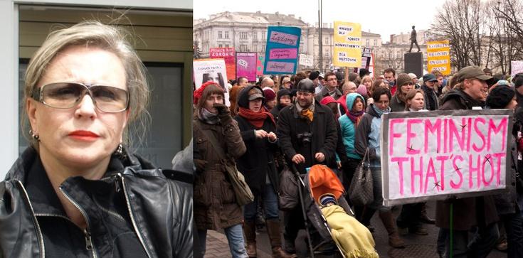Janda dla aborcji schodzi z desek teatralnych - zdjęcie