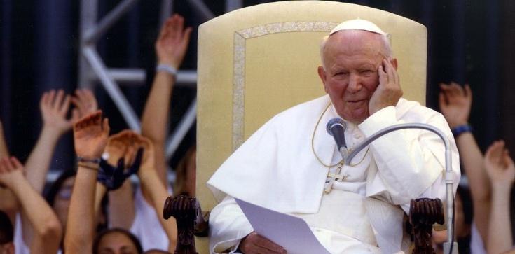 'Nie lękajcie się! Otwórzcie na oścież drzwi Chrystusowi'. Mija 39 lat od rozpoczęcia pontyfikatu Jana Pawła II - zdjęcie