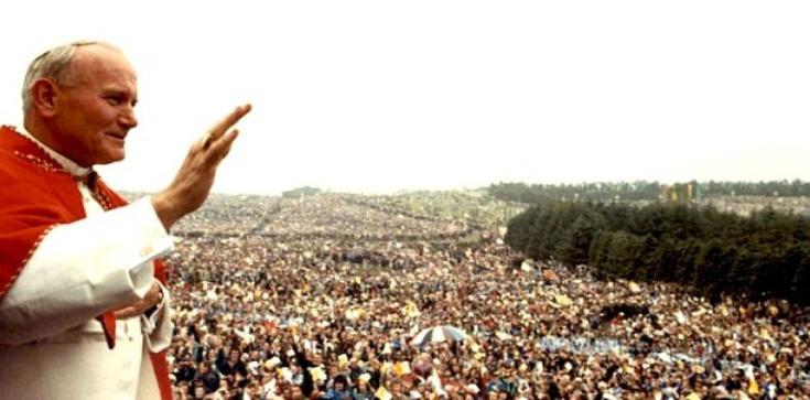Mocne przesłanie Jana Pawła II: To jest moja Matka, ta Ojczyzna! - zdjęcie